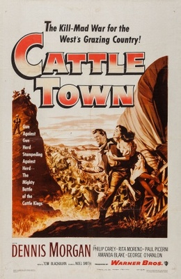 cattle tonw poster