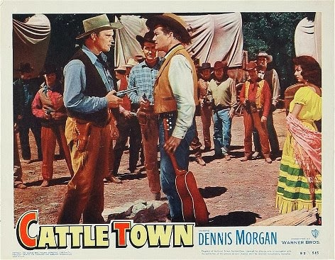 cattle town 1952