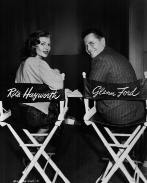 ford and hayworth seated
