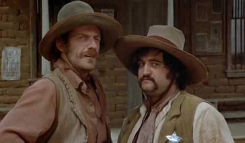 lloyd and belushi in south