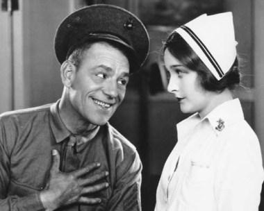 Lon Chaney + Eleanor Boardman - Tell it to the Marines (1926)