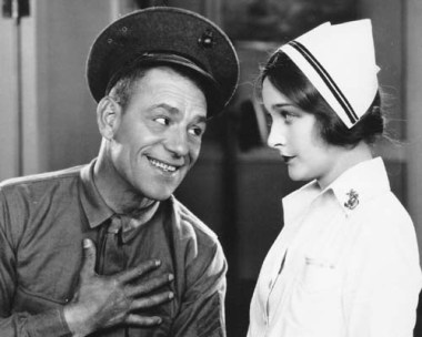 Lon Chaney + Eleanor Boardman - Tell it to the Marines (1926)
