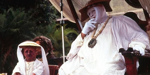 Island of Dr. Moreau (1996) Marlon Brando