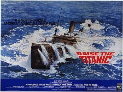 titanic half sheet