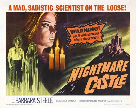 nightmare castle