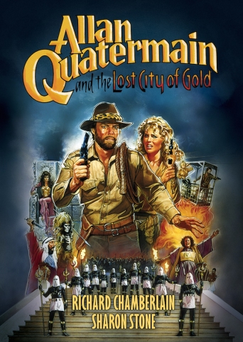 quatermain and city of gold