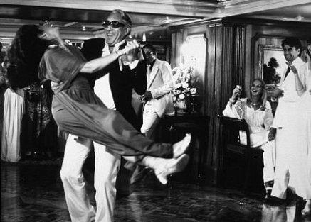 quinn disco dancing