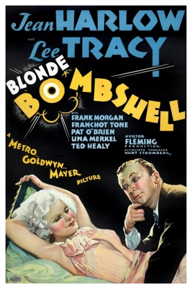 bombshell one sheet