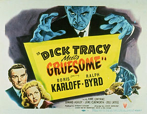 dick tracy gruesome