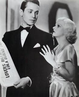 Franchot Tone & Jean Harlow