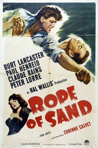 rope of sand one sheet