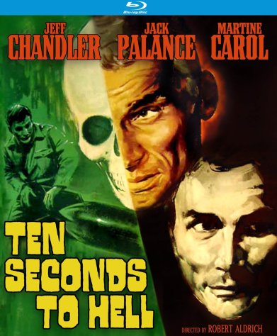 ten seconds blu ray