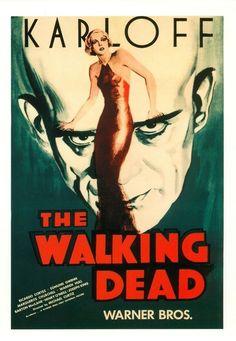 walking dead one sheet