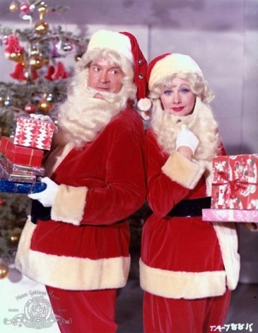 bob and lucy santa