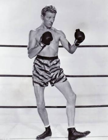 kaye as boxer