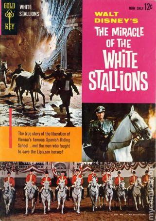 stallions comic