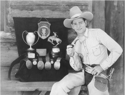 canutt and trophies