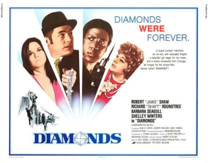 diamonds half sheet