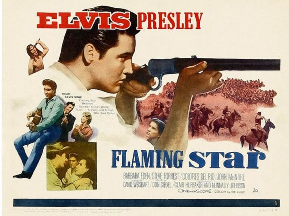 flaming star half sheet
