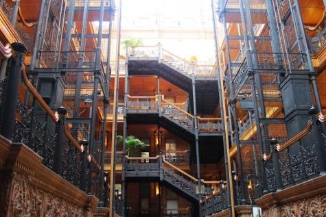 lobby 4 Bradbury Building