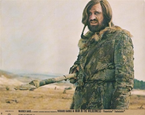 Man in the Wilderness Richard Harris