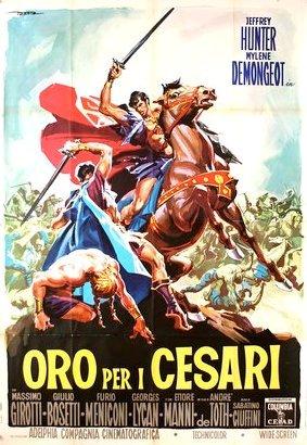 Oro_per_i_Cesari_1963_film_poster