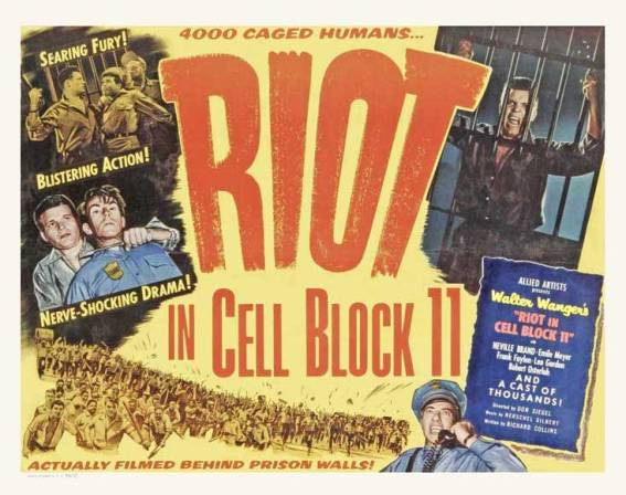 Riot-in-Cell-Block-11-1954-Poster