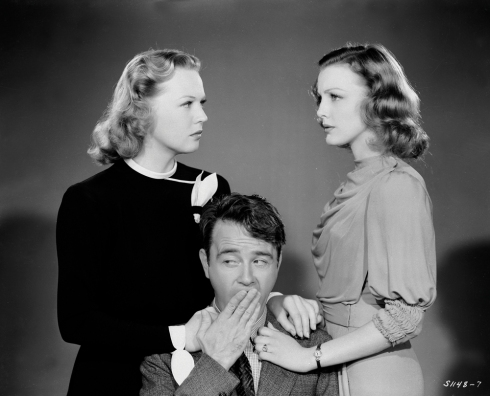 lew ayres and girls