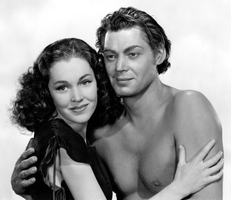 Weissmuller, Johnny (Tarzan Finds a Son)_11