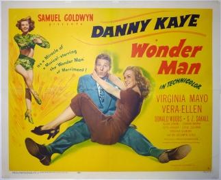 Image result for Wonder Man 1945