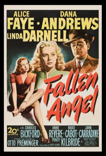 fallen angel one sheet