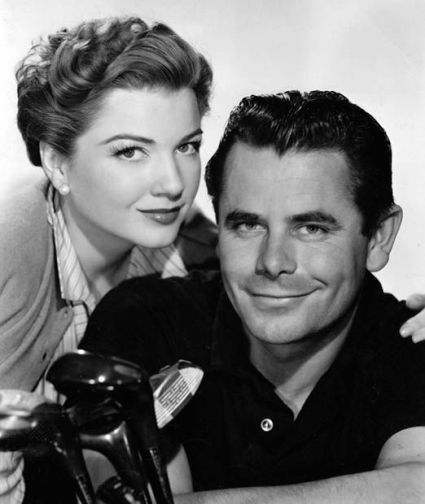 glenn ford and anne baxter