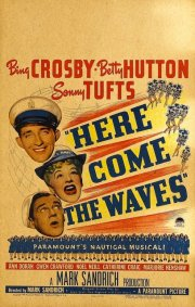 Image result for here come the waves 1944
