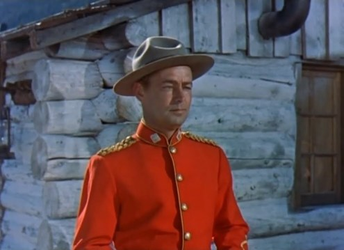 ladd as mountie