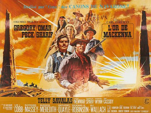 MacKenna's Gold poster1