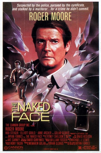 naked face one sheet