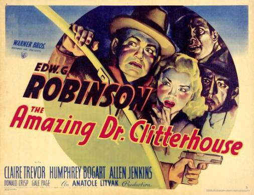 The Amazing Dr_ Clitterhouse - hs 1938