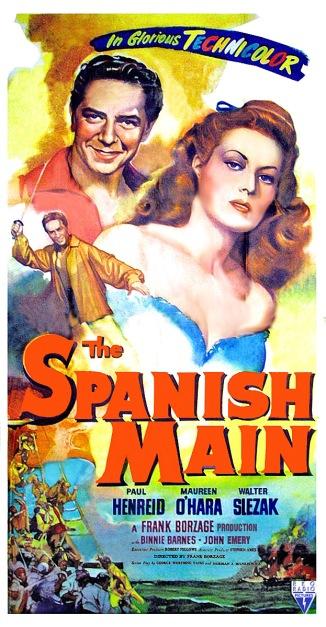 the spanish main insert