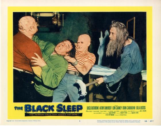 black sleep lobby