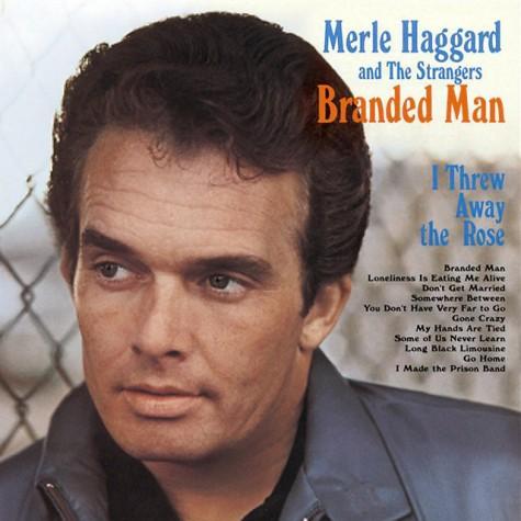 branded man album
