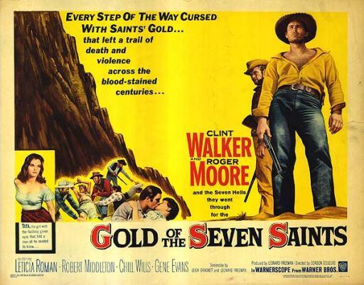 gold of seven saints half sheet