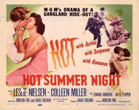 hot summer night half 2