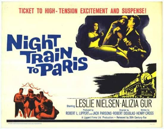 night train half sheet
