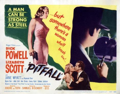 pitfall half sheet