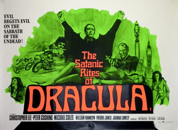 The Satanic Rites of Dracula