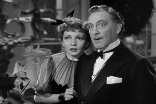 claudette-colbert-john-barrymore-in-midnight