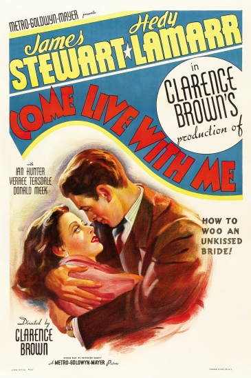 Come_Live_with_Me_1941_poster