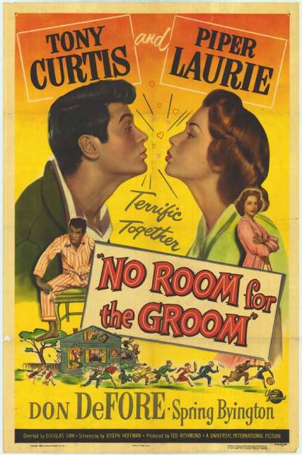 no room for groom