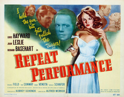 repeat performace poster