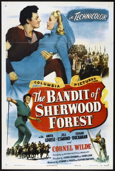 The bandit of Sherwood Forest - El hijo de Robin de los Bosques (ing) 01
